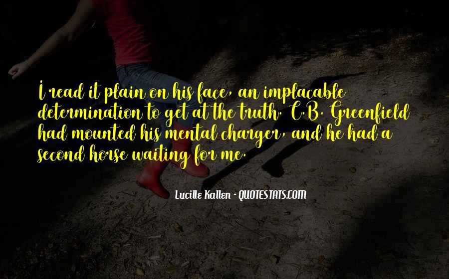 Lucille Kallen Quotes #968039