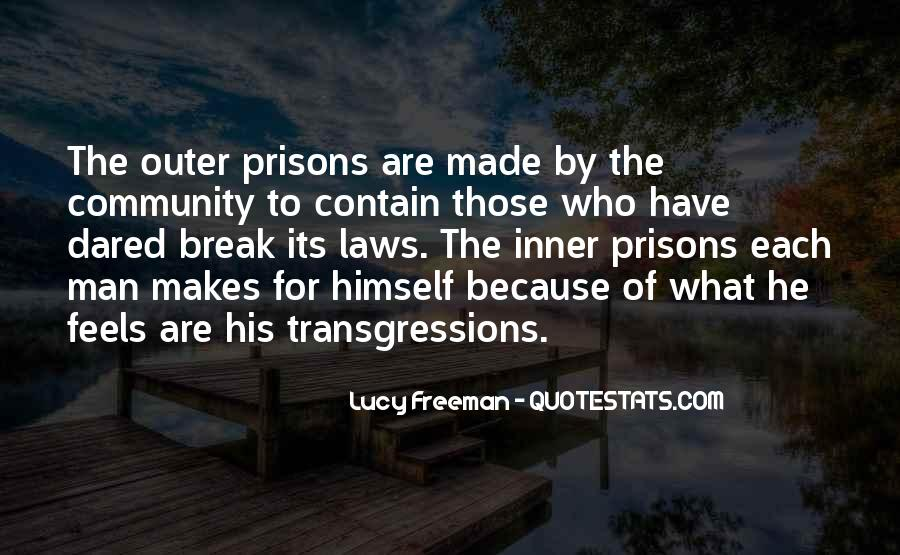 Lucy Freeman Quotes #449770