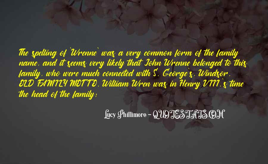 Lucy Phillimore Quotes #449175