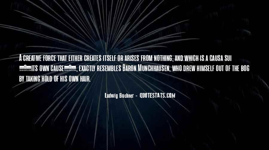 Ludwig Buchner Quotes #1277004