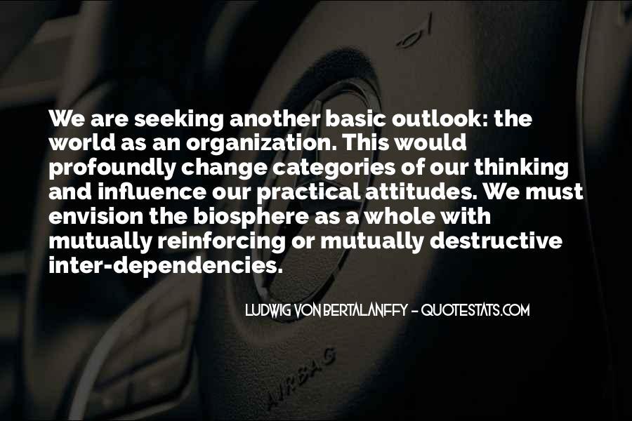 Ludwig Von Bertalanffy Quotes #1755271