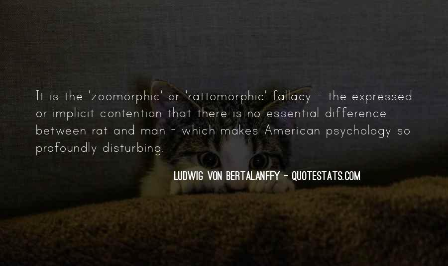 Ludwig Von Bertalanffy Quotes #1774561