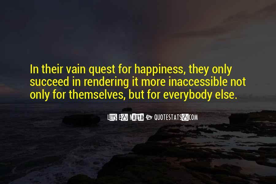 Luis E. Navia Quotes #1193013