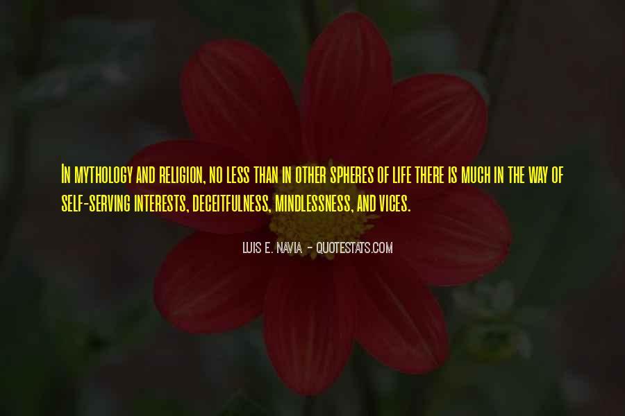 Luis E. Navia Quotes #1376037