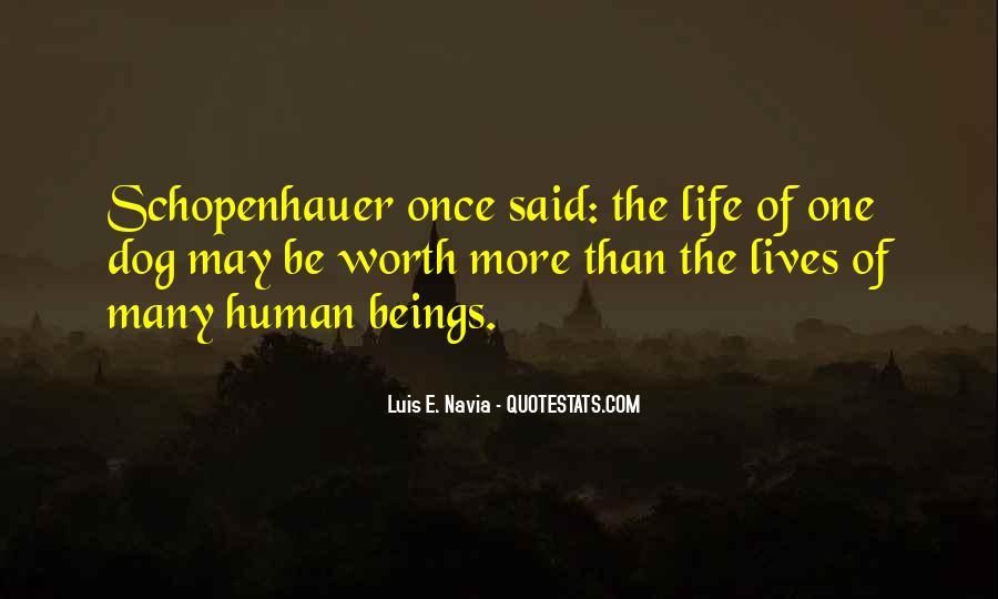 Luis E. Navia Quotes #724887