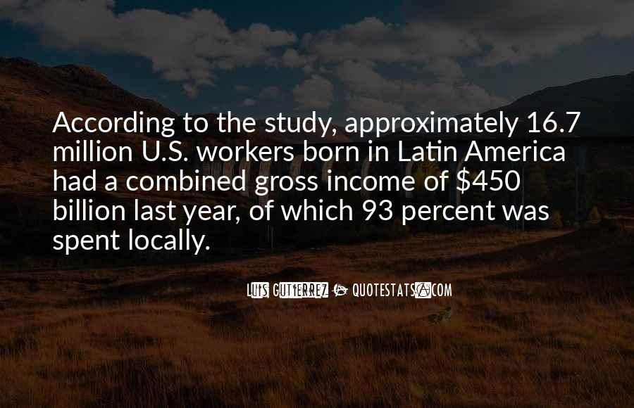 Luis Gutierrez Quotes #1107384