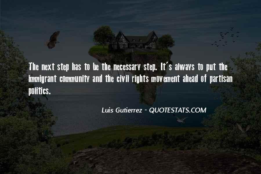 Luis Gutierrez Quotes #1298544
