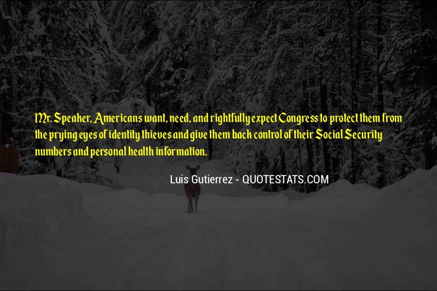 Luis Gutierrez Quotes #210545