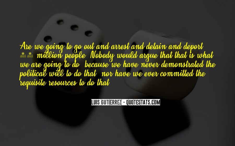 Luis Gutierrez Quotes #282011
