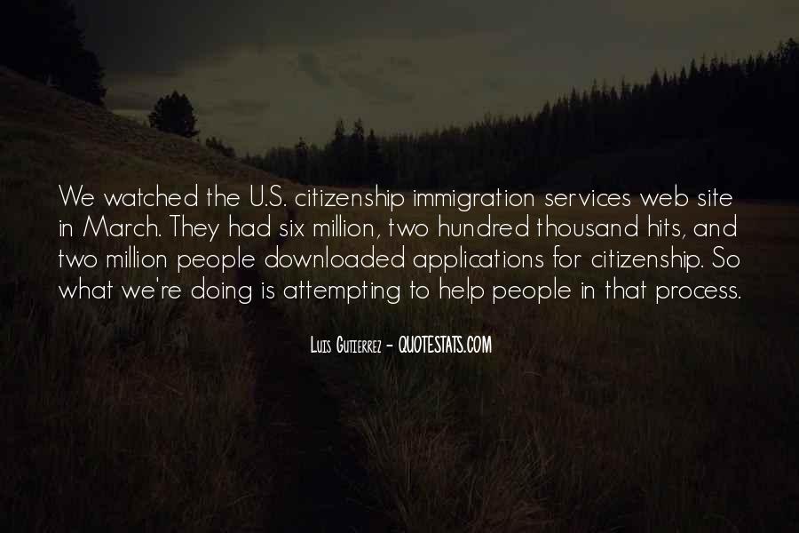Luis Gutierrez Quotes #928458