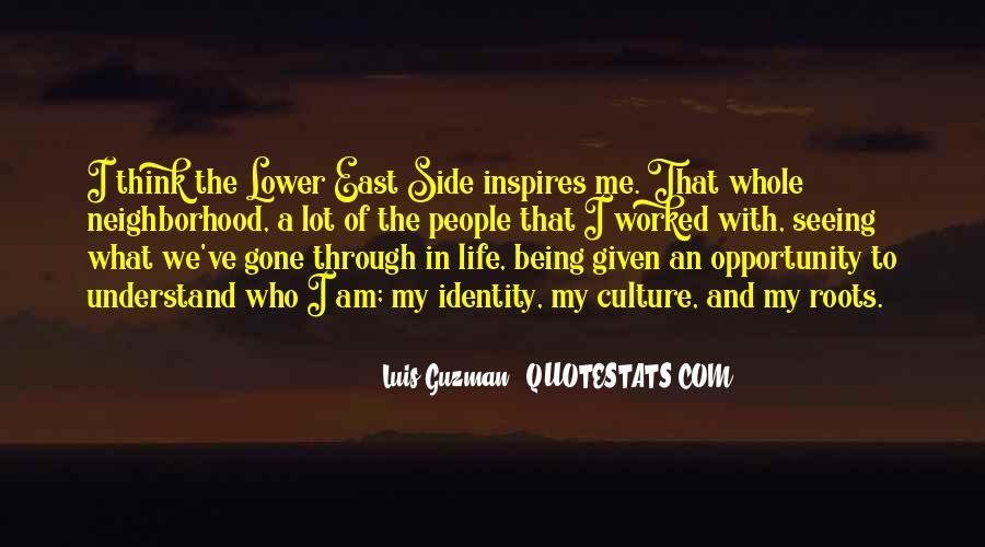Luis Guzman Quotes #1289947