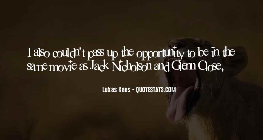 Lukas Haas Quotes #802114