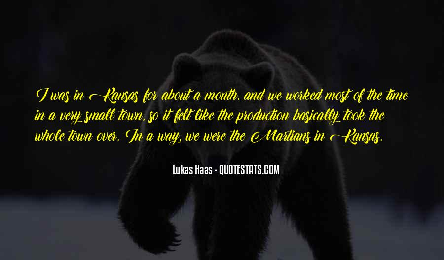 Lukas Haas Quotes #8315