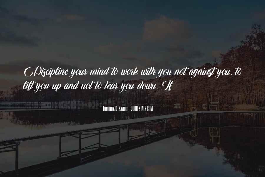 Luminita D. Saviuc Quotes #963656
