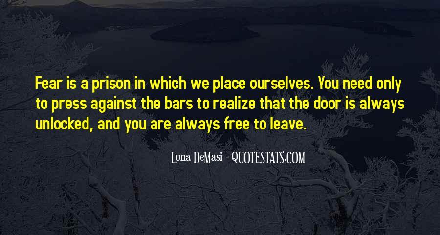 Luna DeMasi Quotes #1425583