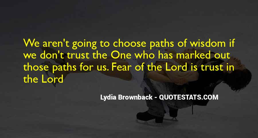 Lydia Brownback Quotes #125125