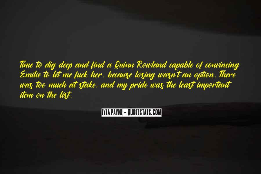 Lyla Payne Quotes #802295