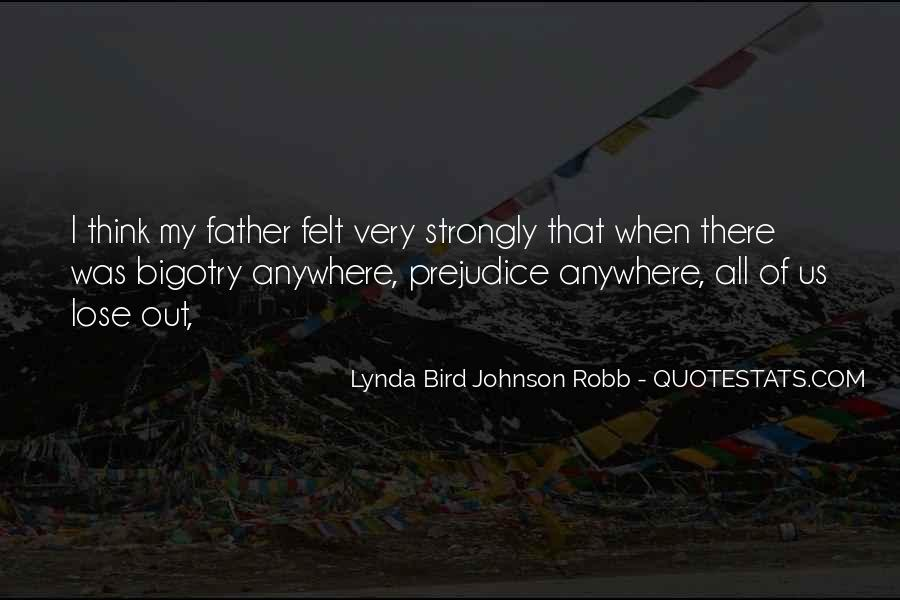 Lynda Bird Johnson Robb Quotes #645853