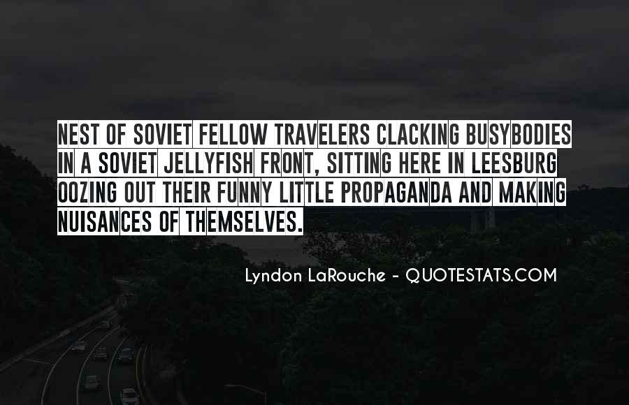Lyndon LaRouche Quotes #1013684