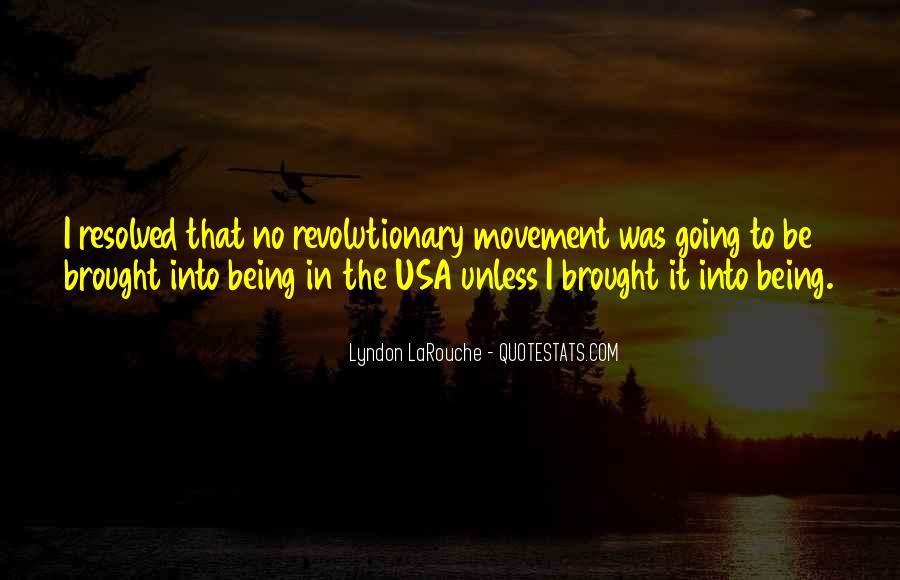 Lyndon LaRouche Quotes #1249201