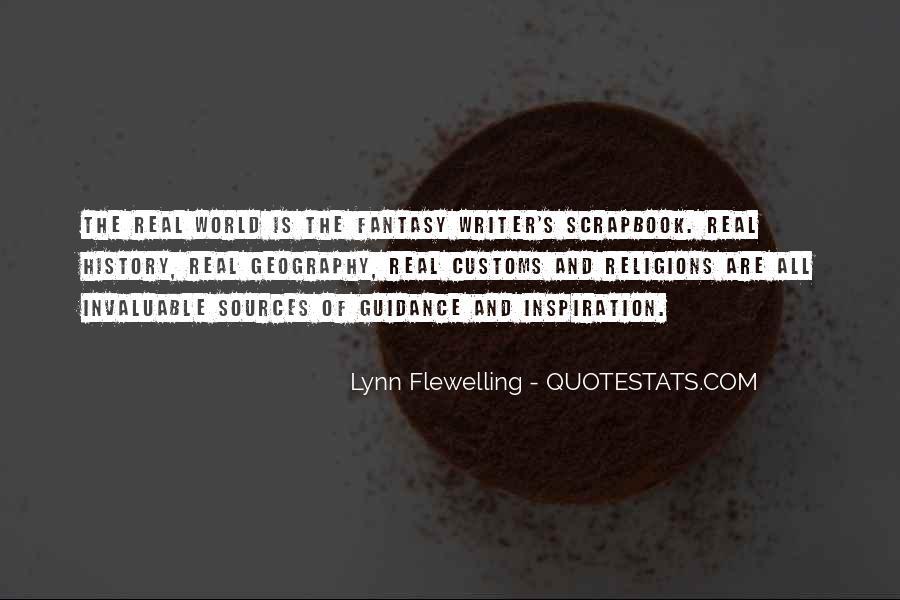 Lynn Flewelling Quotes #1483849