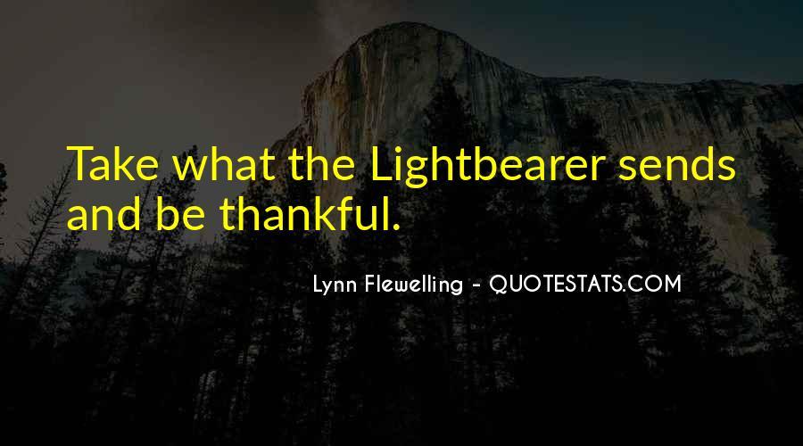 Lynn Flewelling Quotes #1568174