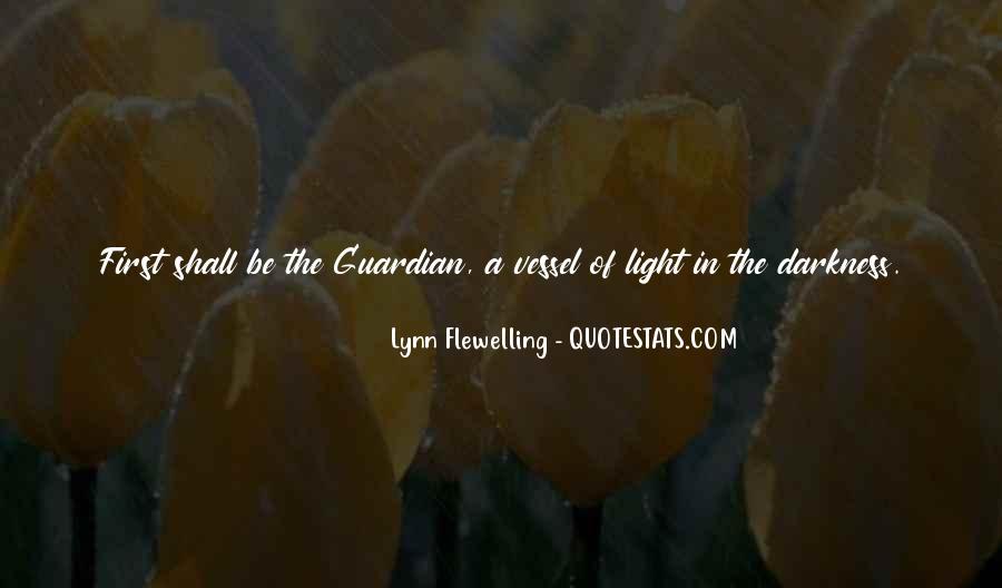 Lynn Flewelling Quotes #1605361