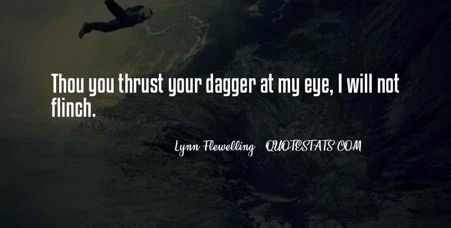 Lynn Flewelling Quotes #1710441