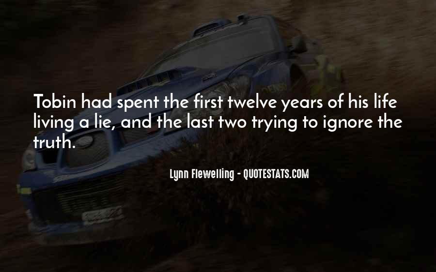 Lynn Flewelling Quotes #337477