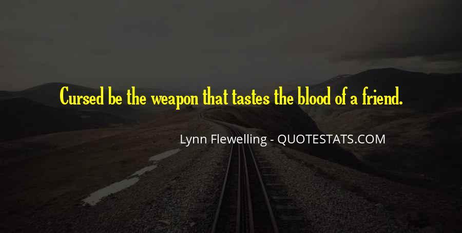 Lynn Flewelling Quotes #409532
