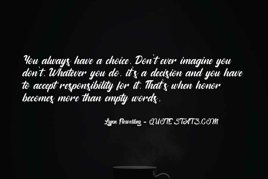 Lynn Flewelling Quotes #895077