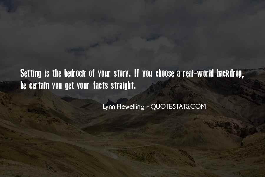 Lynn Flewelling Quotes #913159