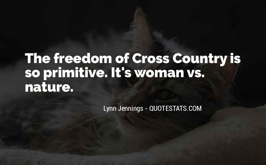 Lynn Jennings Quotes #1595312