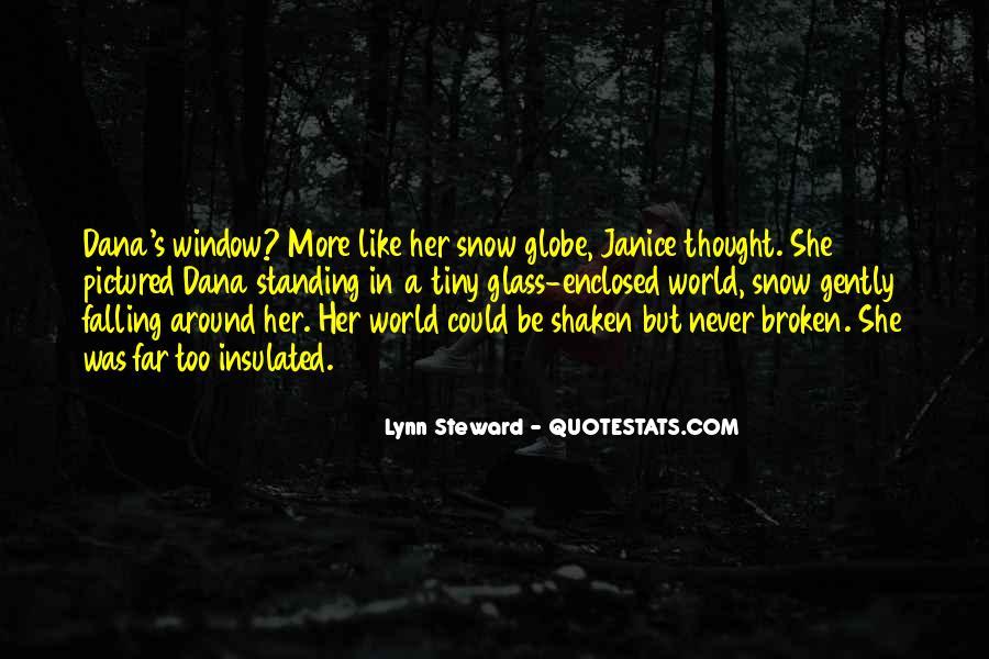 Lynn Steward Quotes #1608920