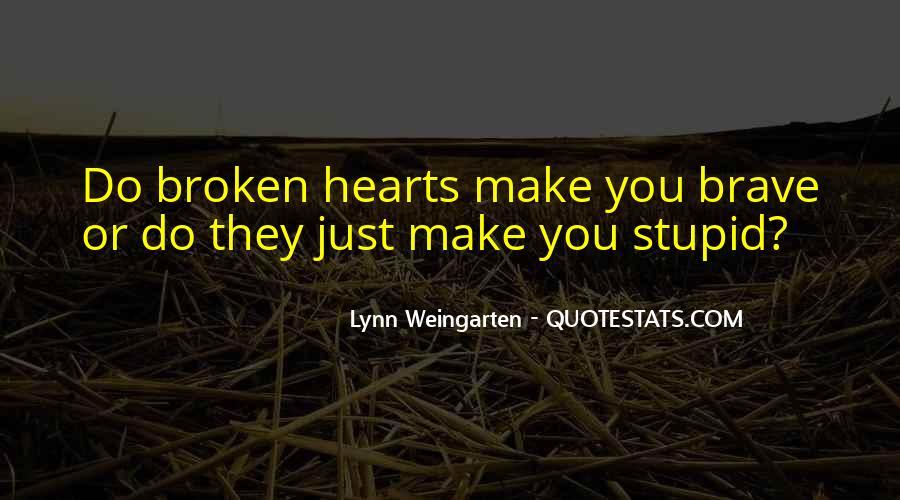 Lynn Weingarten Quotes #637885