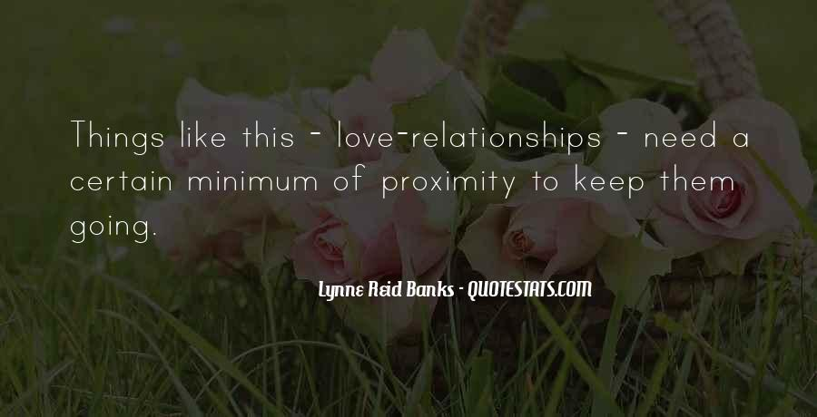 Lynne Reid Banks Quotes #1727539