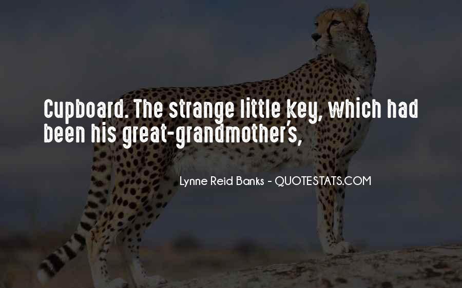 Lynne Reid Banks Quotes #1731533
