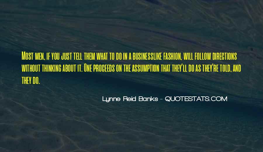 Lynne Reid Banks Quotes #569310