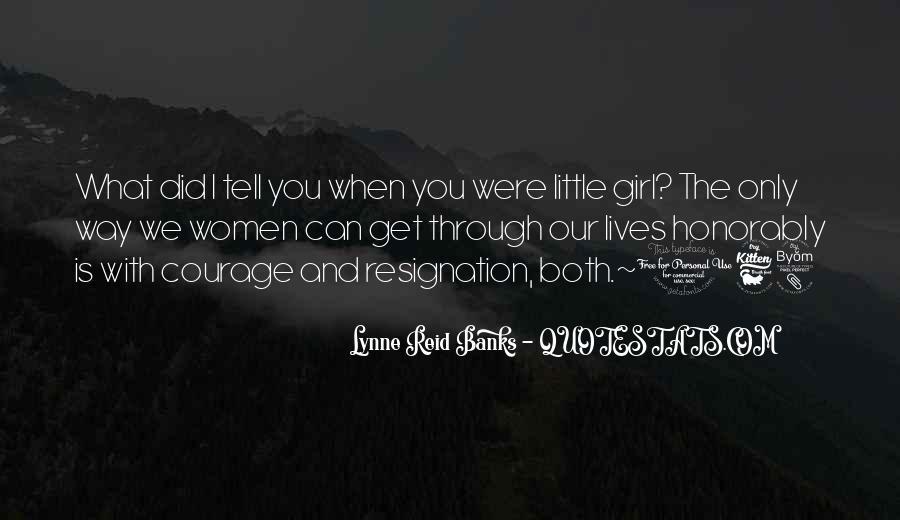 Lynne Reid Banks Quotes #859185