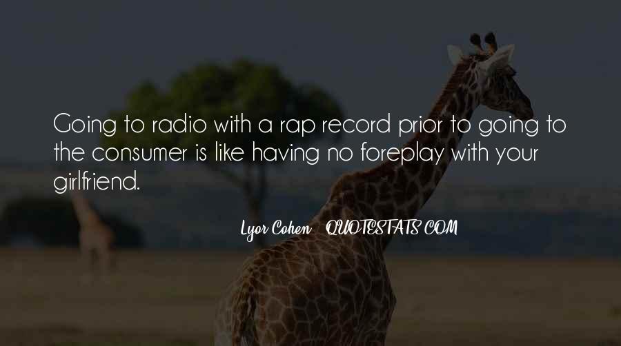 Lyor Cohen Quotes #1040685