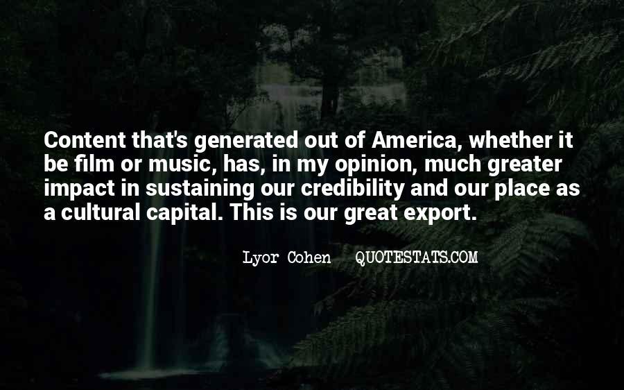 Lyor Cohen Quotes #1508677