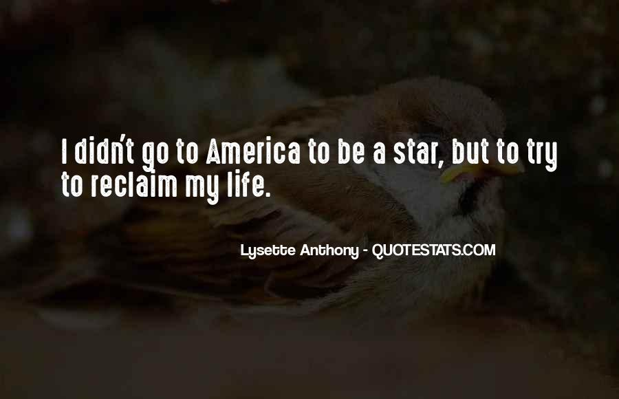 Lysette Anthony Quotes #805287