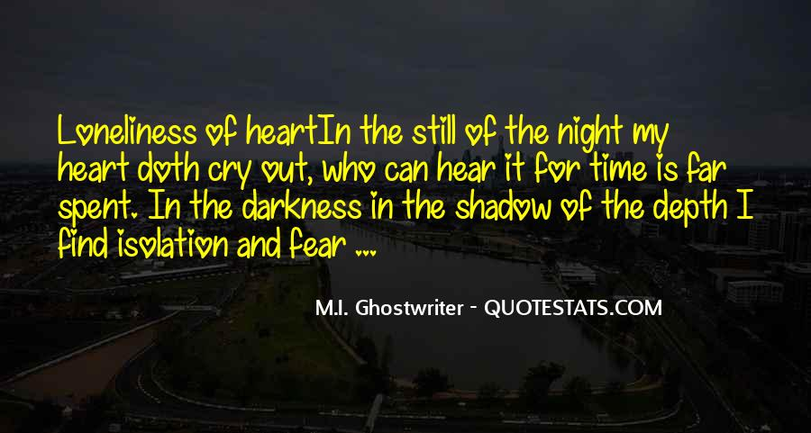 M.I. Ghostwriter Quotes #72283