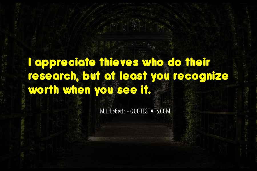 M.L. LeGette Quotes #51554