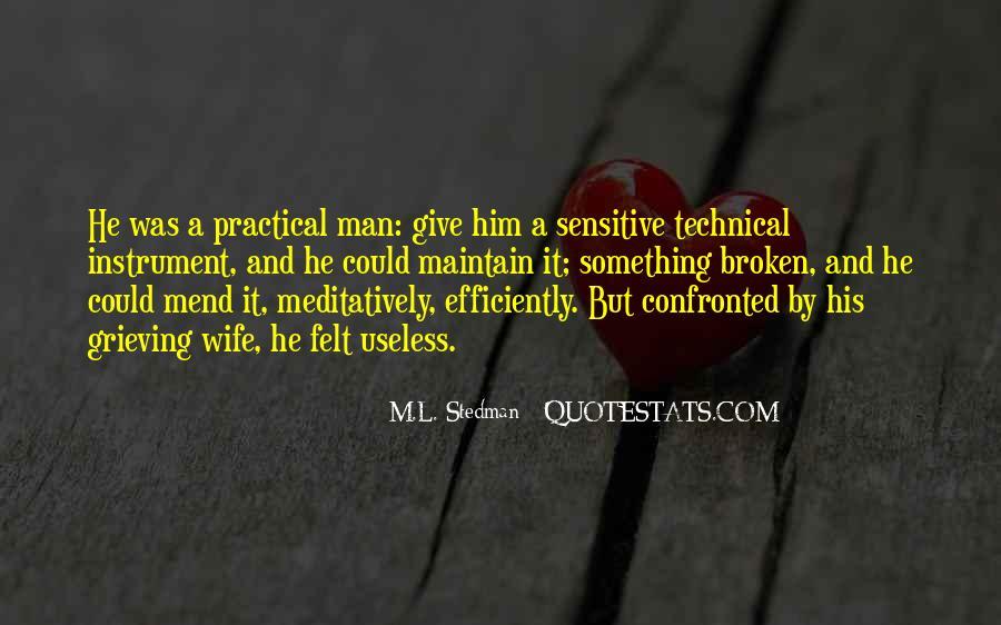 M.L. Stedman Quotes #1078735