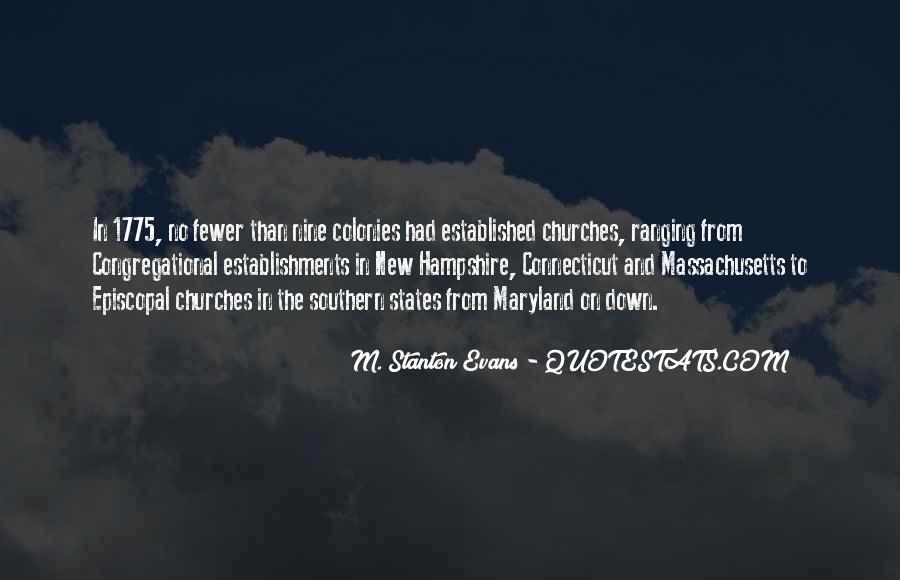 M. Stanton Evans Quotes #1697783