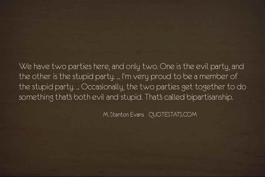 M. Stanton Evans Quotes #171865