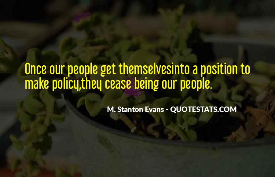 M. Stanton Evans Quotes #724002