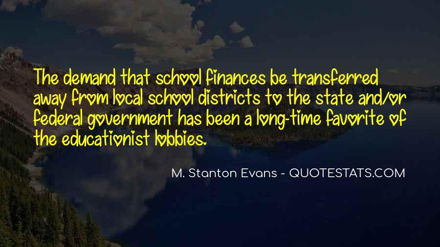 M. Stanton Evans Quotes #913784