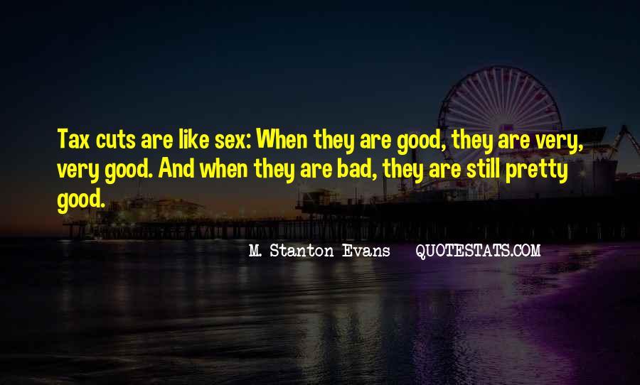 M. Stanton Evans Quotes #950146